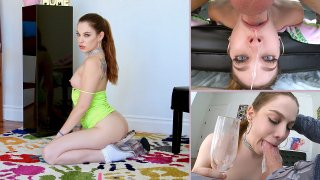 Full Oral Service With Bobbi - Swallowed